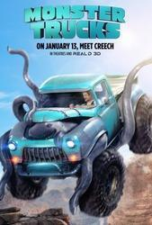 Monster Trucks cover art