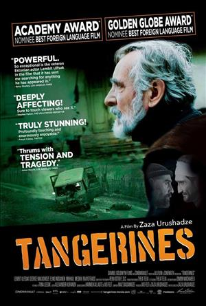 Tangerines cover art