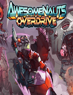 Awesomenauts: Overdrive Expansion cover art