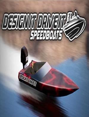 Design it, Drive it: Speedboats cover art