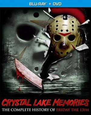 Crystal Lake Memories: The Complete History of Friday the 13th cover art