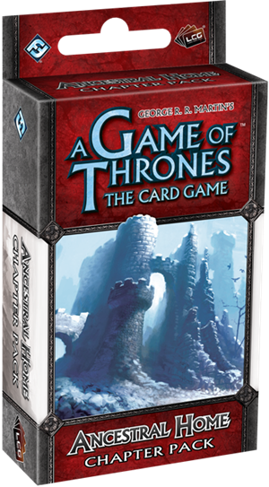 A Game of Thrones: The Card Game – Ancestral Home cover art