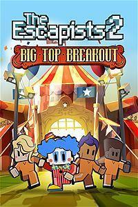 The Escapists 2 - Big Top Breakout cover art