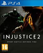 Game Injustice 2  PlayStation 4 cover art