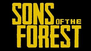 Sons of the Forest cover art