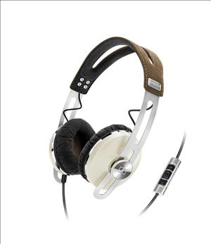 Sennheiser Momentum Ivory Headphones cover art
