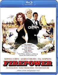 Firepower - Limited Edition cover art