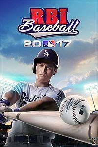 R.B.I. Baseball 17 cover art