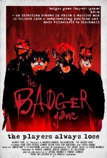 The Badger Game cover art
