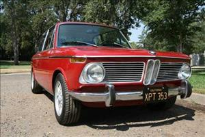 BMW 1600/1602/1502 cover art