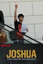 Joshua: Teenager vs. Superpower cover art