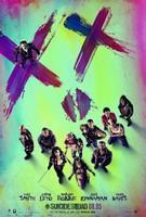 Suicide Squad cover art
