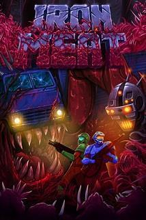 Iron Meat cover art