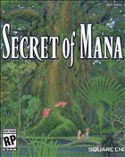 Game Secret of Mana  PlayStation Vita cover art