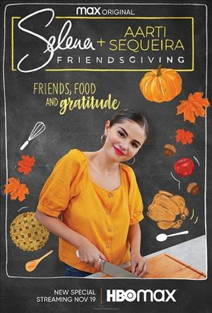 Selena + Aarti Sequeira Friendsgiving cover art