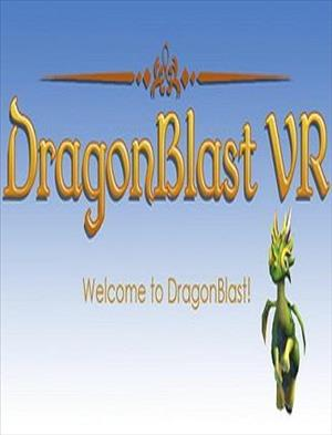 DragonBlast VR cover art