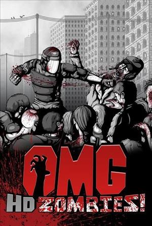 OMG Zombies! cover art