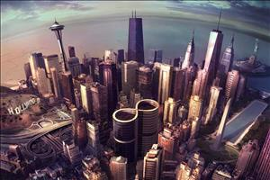 Sonic Highways cover art