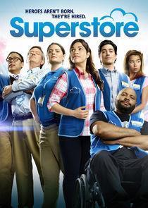 Superstore Season 3 cover art