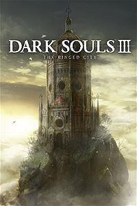 Dark Souls III: The Ringed City cover art