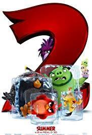 The Angry Birds Movie 2 cover art
