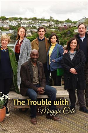 The Trouble with Maggie Cole Season 1 cover art