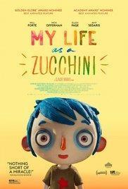 My Life as a Zucchini cover art