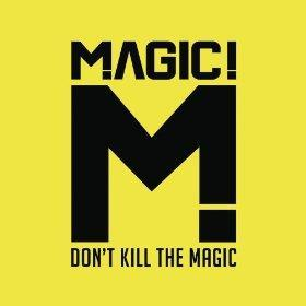 Don't Kill The Magic cover art