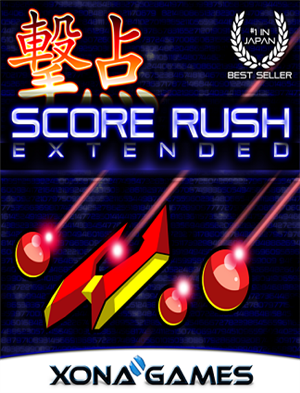 Score Rush Extended cover art