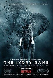 The Ivory Game cover art