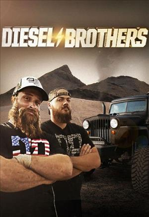 Diesel Brothers Season 3 cover art
