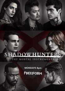 Shadowhunters: The Mortal Instruments Season 3 cover art