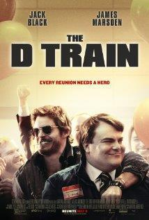 The D-Train cover art