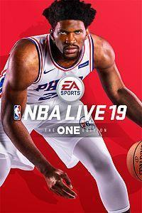 NBA LIVE 19 cover art
