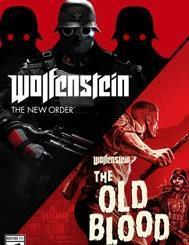 Wolfenstein: The Two Pack cover art