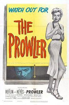 The Prowler cover art