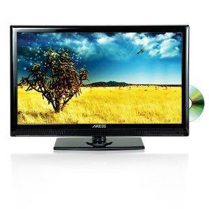 Axess 13.3-Inch LED Full HDTV, Includes AC/DC TV, DVD Player cover art