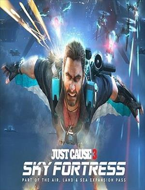 Just Cause 3 - Sky Fortress Pack cover art