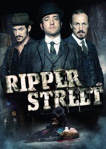 Ripper Street Season 5 cover art