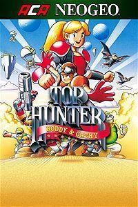 ACA NeoGeo Top Hunter - Roddy & Cathy cover art