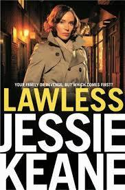 Lawless (Jessie Keane) cover art
