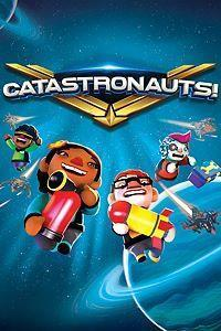 Catastronauts cover art