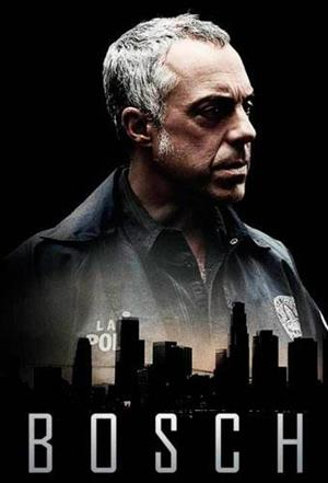 Bosch Season 1 cover art