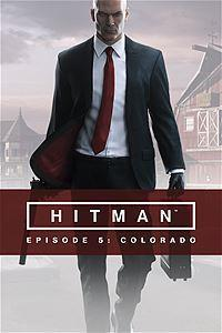 Hitman Episode 5: Freedom Fighters (Colorado) cover art