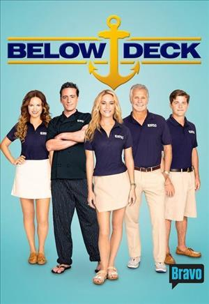 Below Deck Season 5 cover art