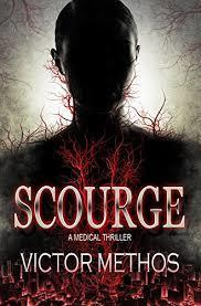 Scourge - A Medical Thriller (Victor Methos) cover art