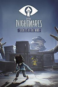 Little Nightmares - Secrets of The Maw: The Hideway cover art