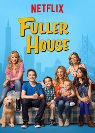 Fuller House Season 3 cover art