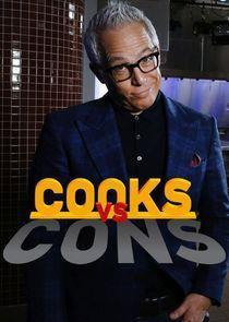Cooks vs. Cons Season 2 cover art