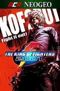 ACA NeoGeo The King of Fighters 2001 cover art